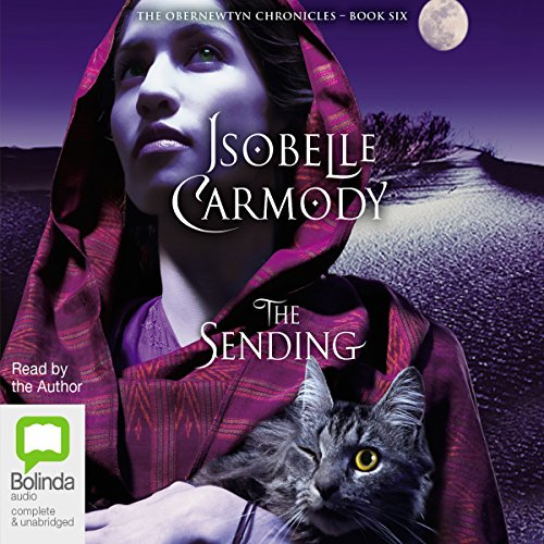 The Sending audiobook cover art