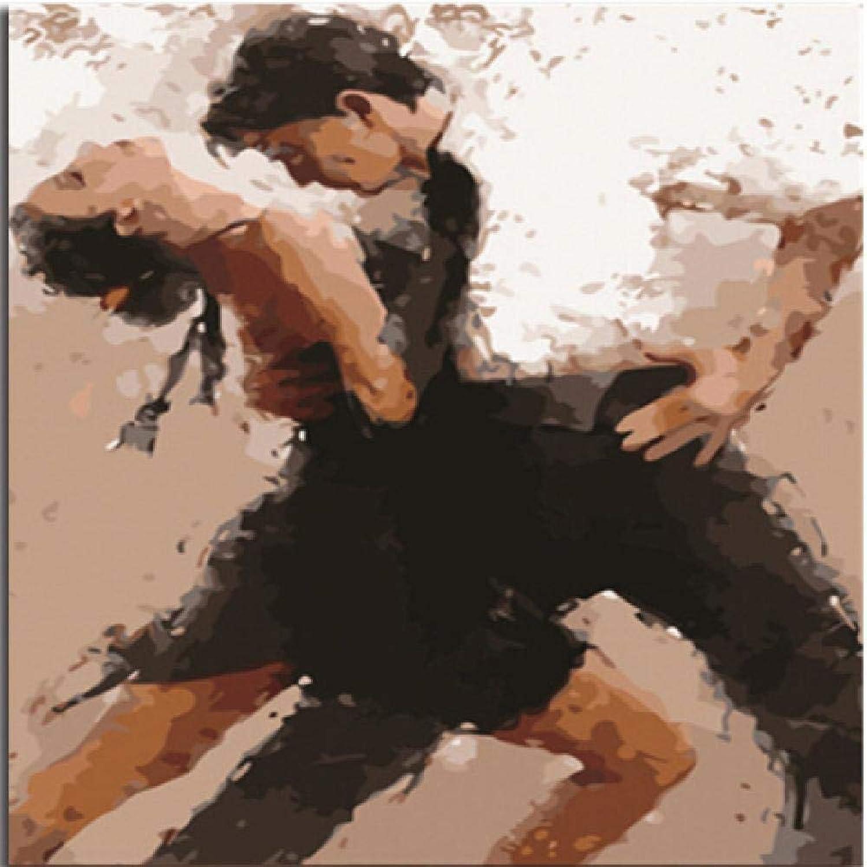 para mayoristas XCSXCSHUA Pintura Pintura Pintura Digital Amante, 100X180cm DIY Wall Artwork Picture Decor Decoraciones Regalos Pintura por números Lona Kit  Ahorre 35% - 70% de descuento