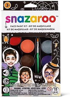 Snazaroo Face Painting Kit Halloween, Multicoloured, Set
