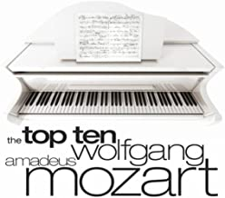 top 10 mozart symphonies