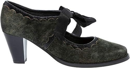 MarJo - zapatos de Vestir para mujer marrón marrón