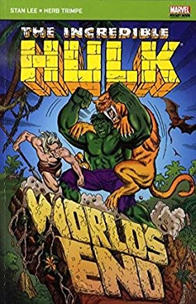 [The Incredible Hulk: Worlds End] (By: Stan Lee) [published: October, 2008]