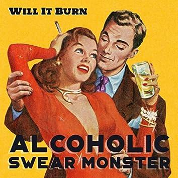 Alcoholic Swear Monster
