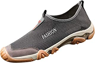 Mitsutomi 2019 Shoes Ultra Lightweight Breathable Slip Athletic Sneakers Couples Mesh Sports Shoes