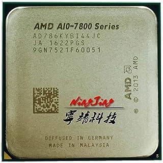 AMD A10-Series A10 7860K A10 7860 K 3.6 GHz Quad-Core CPU Processor AD786KYBI44JC Socket FM2+