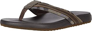 Lucky Brand Mens Flynn Flip-Flop Sandal Shoe