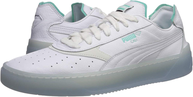 Amazon.com: PUMA Men's Cali-0 Diamond Supply Sneaker : Clothing ...
