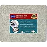 17' x 13.5' Quilting Ironing Pad for Quilters – Wool Pressing Mat, Portable Wool Felted Iron Board