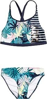 Roxy Girl's Girl Go Further - Bikini for Girls Bikini