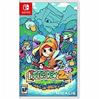 Ittle Dew 2+ Launch Edition Nintendo Switch イトルデュー2+ 任天堂スイッチ 北米英語版 [並行輸入品]