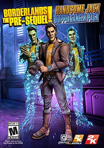 Borderlands: The Pre-Sequel DLC : Handsome Jack ドッペルゲンガー パック [オンラインコード]