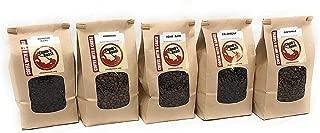 Climb's Roast Gourmet Whole Bean Roasted Coffee, Organic, Non-GMO, Fair Trade Certified, Rain Forest Alliance 100% ARABICA Beans (Brazil, 1 lbs)