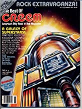Best of Creem Magazine PATTI SMITH Jimmy Page FLEETWOOD MAC Linda Ronstadt KISS Peter Frampton KEITH RICHARDS Spring 1978 (Creem Magazine)