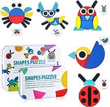 PETSOLA Kit De Jouets De Tri De Groupement Montessori pour Enfants Apprenant en Distinguant Les Cat/égories