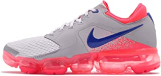 Nike Women's WMNS AIR Vapormax, VAST Grey/Ultramarine-Solar RED