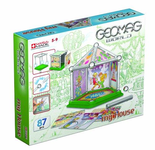 Geomagworld House Starter