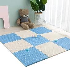 MAHFEI in elkaar grijpende vloermatten schuim oefenmat fitnessmat beschermende vloer antislip schokabsorptie koude bescher...