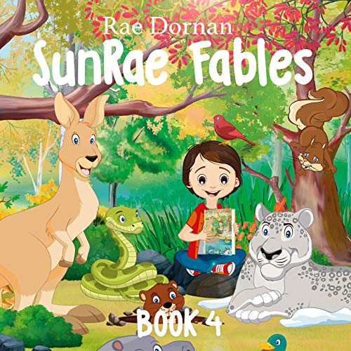 SunRae Fables, Book 4 audiobook cover art