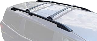 BRIGHTLINES Crossbar Roof Side Rail Combo سازگار با 2018-2020 هوندا ادیسه
