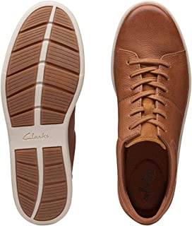 Clarks Men's Kitna Vibe Low-Top Sneakers, 8.5 UK