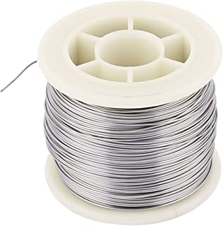 Aexit FeCrAl (Electrical equipment) 0.6mm 22 Gauge AWG 6.06oz 230ft Roll (28ry266qf597) Heater Wire