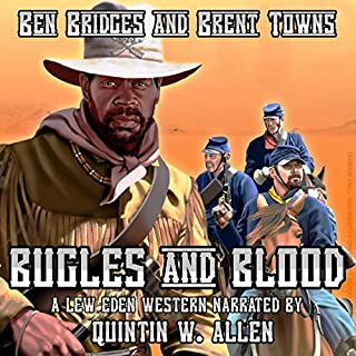 Bugles and Blood audiobook cover art