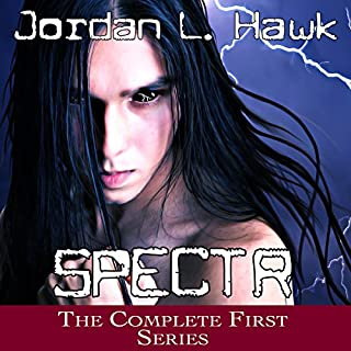 SPECTR: The Complete First Series cover art