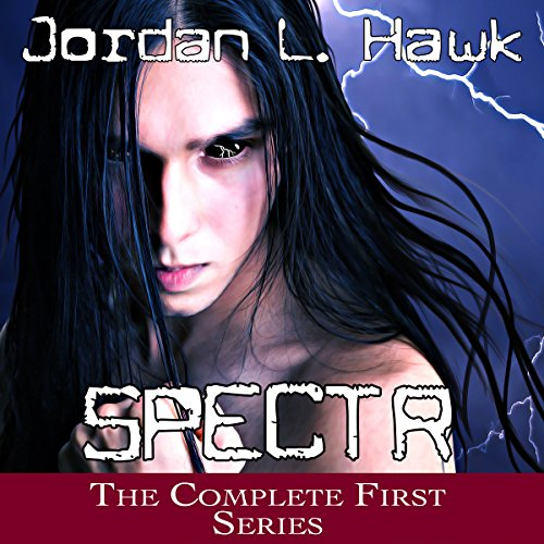 Couverture de SPECTR: The Complete First Series