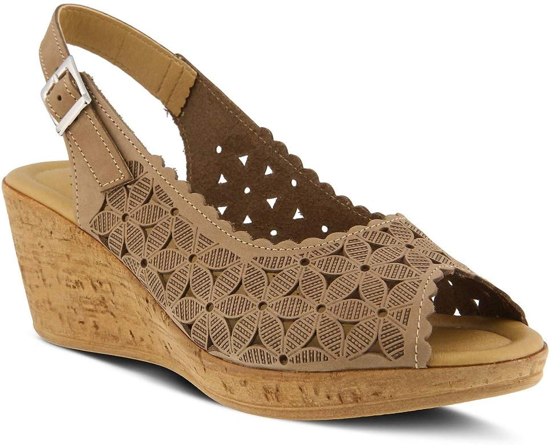 Spring Step Women's Malana Sandals   color Beige   Leather Sandals