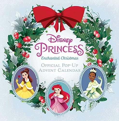 Disney Princess: Enchanted Christmas: Official Pop-Up Advent Calendar