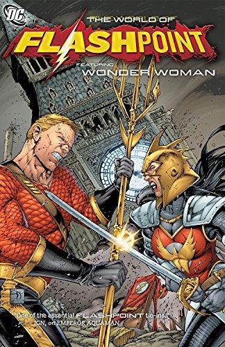 Flashpoint World Of Flashpoint Wonder Woman TP