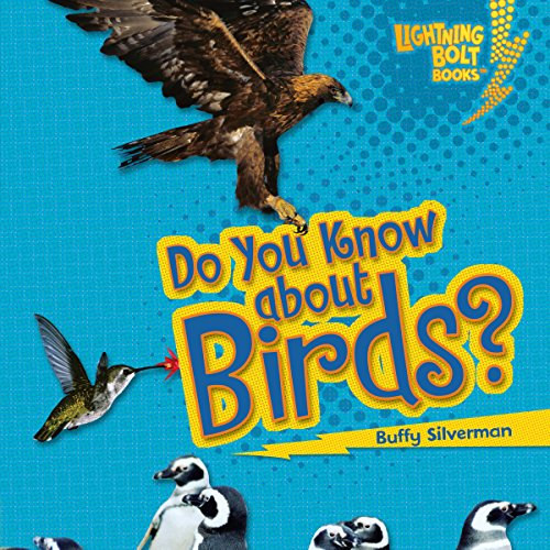 Do You Know About Birds? audiobook cover art