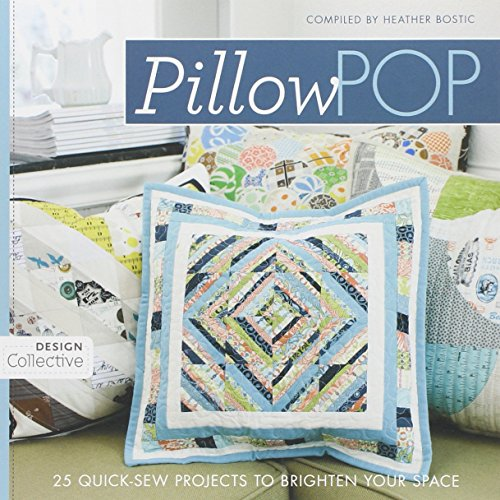 %48 OFF! Pillow Pop: 25 Quick-Sew Projects to Brighten Your Space