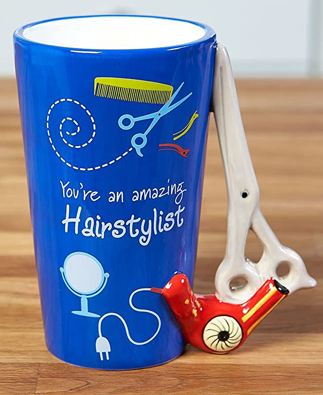 The Lakeside Collection Occupational Mugs Hair Stylist