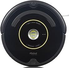 iRobot Roomba 650 Robot Aspirador, Alto Rendimiento de Limpieza, Programable, Atrapa el Pelo de Mascotas, 33 W, 70 Decibelios