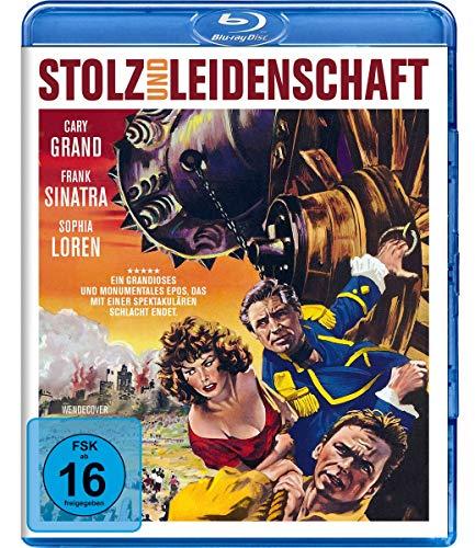 Stolz und Leidenschaft [Blu-ray]
