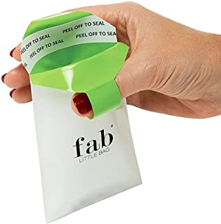 Fab Little Bag Saver with 200 Disposable Biodegradable Feminine Hygiene Product Bags