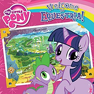 My Little Pony: Welcome to Equestria! cover art