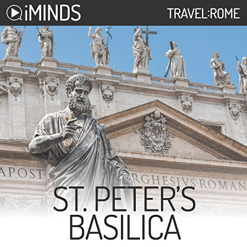 St. Peter's Basilica audiobook cover art