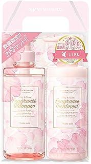 OHANA MAHAALO(オハナマハロ) Shampoo & Treatment,Shampoo refill set Pikake aulii シャンプー セット 3個アソート