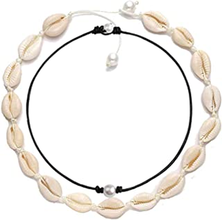 16 inch puka shell necklace
