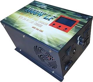 Inversor solar 1000w, 2000w, 3000w, 5000w, 8000w, Inverter pure sine wave 12v 24v to 220V Convertidor con Bobina Bajo Frecuencia (1000w 12v)