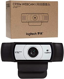 Logitech 960-000976 HD 1080P Autofocus Business Webcam C930E