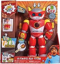 RYAN'S WORLD The Ultimate Red Titan