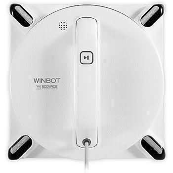 Cecotec Robot Limpiacristales WinDroid 870. con Navegación Itech ...