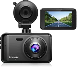 Dash Cam 1080P FHD DVR Car Dashboard Camera Recorder 3