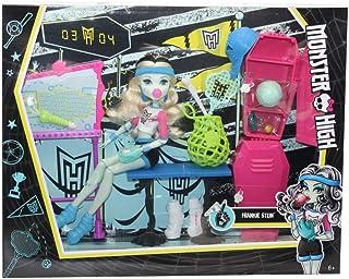 Mattel Monster High Frankie Stein Playset vestuario, Multicolor, mt-dxy09 , color/modelo surtido
