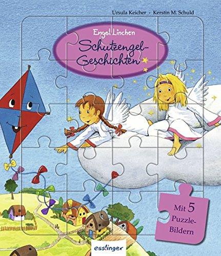 Schutzengel-Geschichten Puzzlebuch: Engel Linchen