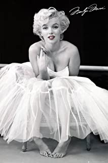 GB Eye Marilyn Monroe Ballerina Poster