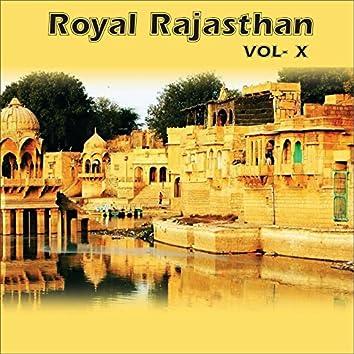 Royal Rajasthan, Vol. 10